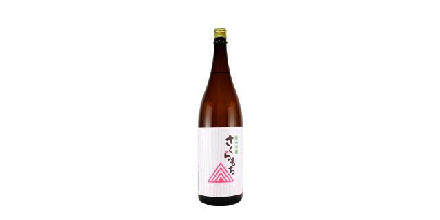 美和桜 純米にごり おかゆ さくらもち
