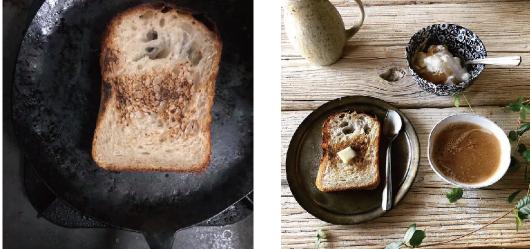カンパーニュやパン・ド・ミ(食パン)