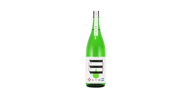阿武の鶴 三好(みよし) Green 純米吟醸